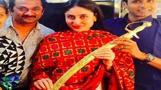 Kareena Kapoor Get Phulkari Dupatta From Diljit Dosanjh