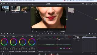 How to Remove Skin Blemishes with Davinci Resolve 12