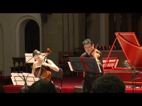 6 Arcangelo Corelli - Sonata per violino D major Op 5 no 1 Graue Allegro Allegro Adagio Allegro