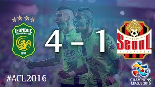 Video Gol Pertandingan Jeonbuk Hyundai Motors vs FC Seoul