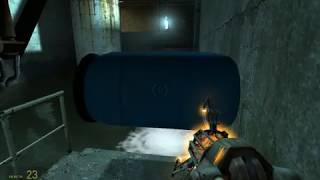 HALF LIFE 2|WATER SHOCK STRATEGY.