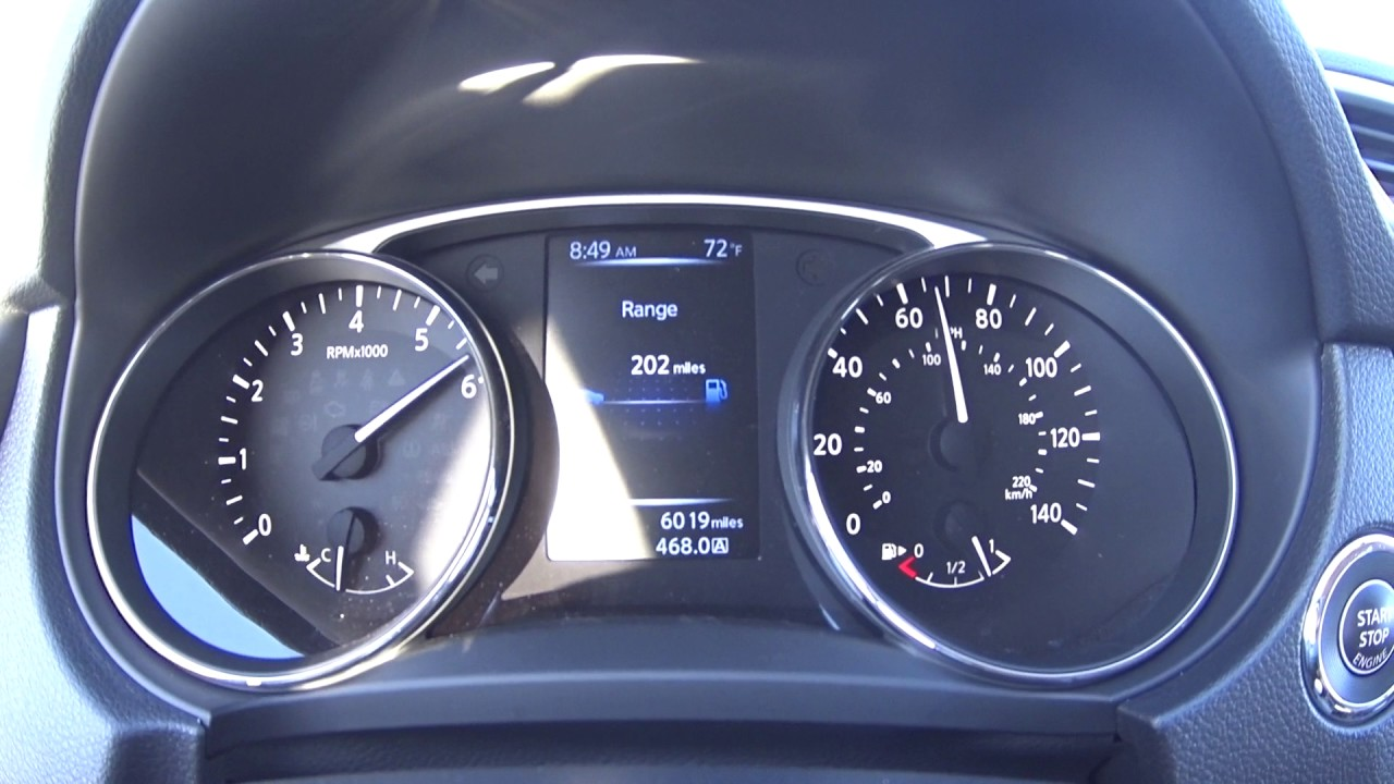 Official 2017 Nissan Rogue 0 60 Acceleration