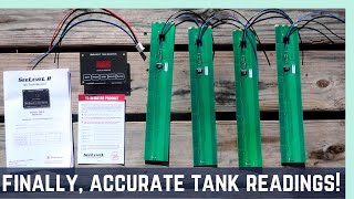 ACCURATE RV Tank Readings! || SeeLevel Tank Monitoring System Install From RVupgrades.com!