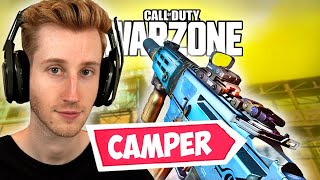 Ansage an alle Camper in Warzone