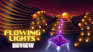 Flowing Lights (Switch) Review (Video Game Video Review)