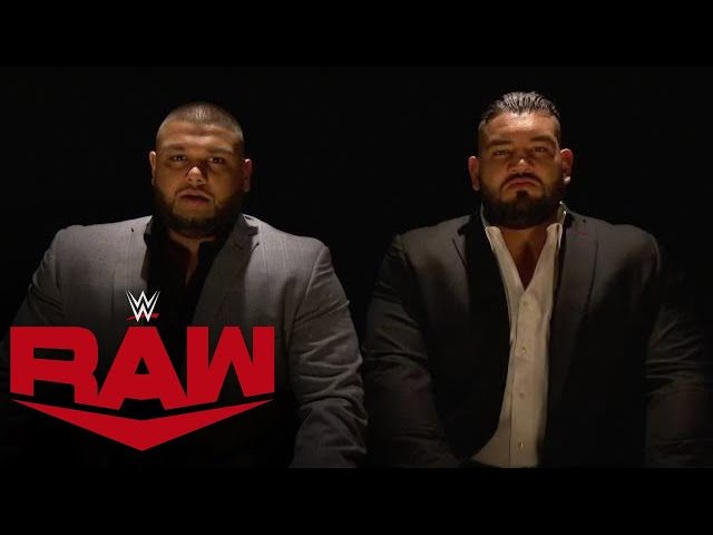 AOP vow to dominate Raw: Raw, Oct. 21, 2019