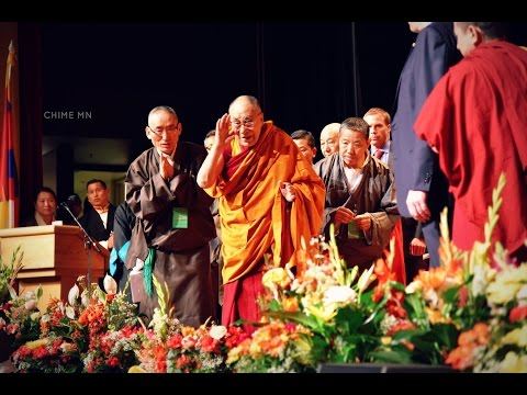 His Holiness the Dalai Lama MN Visit 2016 - Live