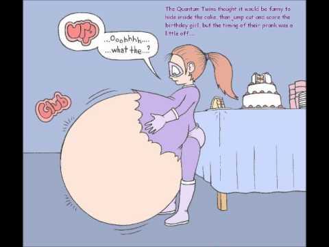 body inflation comics