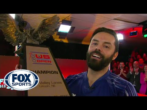 Jason Belmonte Wins The U.S. Open Of Bowling To Complete The Super Slam | FOX SPORTS