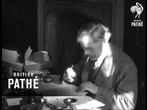 Ramsay Macdonald (1910-1919)