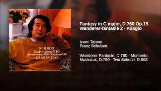 Fantasy in C major, D.760 Op.15 Wanderer-fantasie 2 - Adagio
