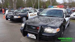 [Tag der Helfer 2016 - Delmenhorst] ~ POLICE CARS ~ (Originale aus den USA) - [S]