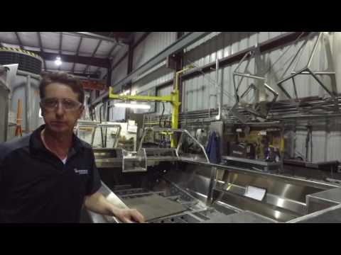 Kingfisher Boats Factory Tour Part 2