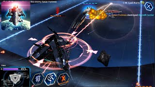 Galaxy Reavers - Space RTS Android Gameplay