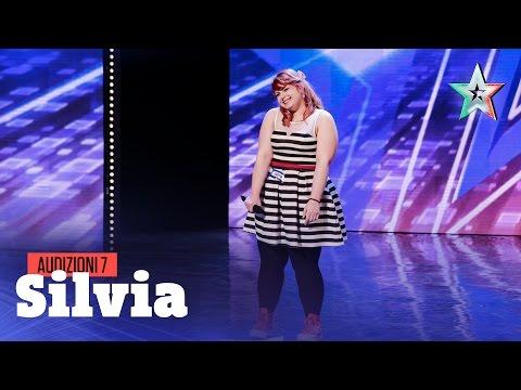 Silvia, voce a sorpresa