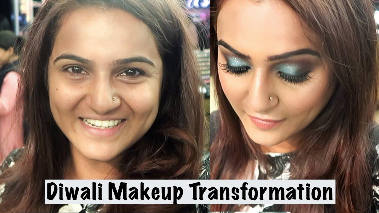 VLOG: Diwali Makeup Transformation With M.A.C Cosmetics India | #MACDiwali