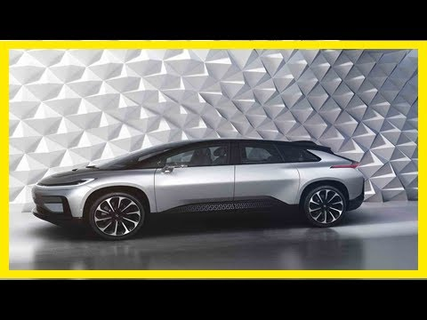 Breaking News | Faraday future's nevada factory plans officially dead