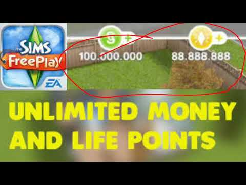 The Sims Freeplay Guerenteed Hack! - Sims Hacked Mod (Unlimited Money) 2017!