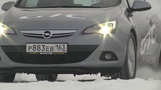тест Opel Astra GTC  www.skorost-tv.ru(Игорь Бурцев рассказывает о Opel Astra GTC в авторской программе