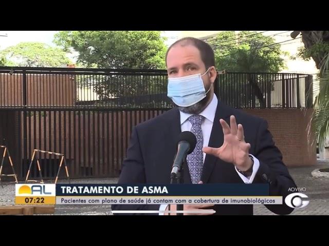 Asma Grave, Imunobiológicos e a Judicialização da Saúde.