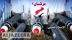 Saudi Forces Intercept Riyadh-bound Houthi Missile