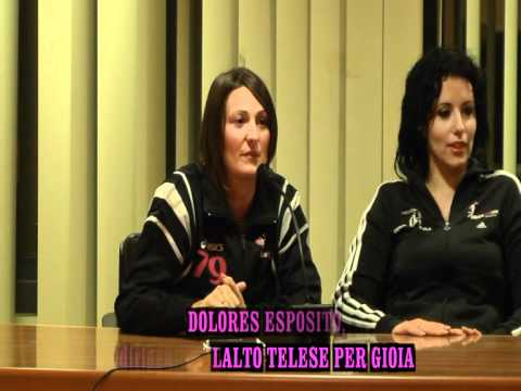 Volalto Telese Per Gioia PRESENTAZIONE 2011-2012.wmv