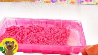 Dica de como fazer areia colorida para decoração