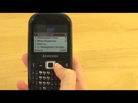 Samsung GT B3210 Corby TXT Test Multimedia