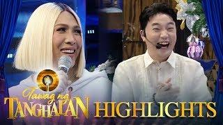 Tawag Ng Tanghalan: Ryan happily shares about Vice and his friend