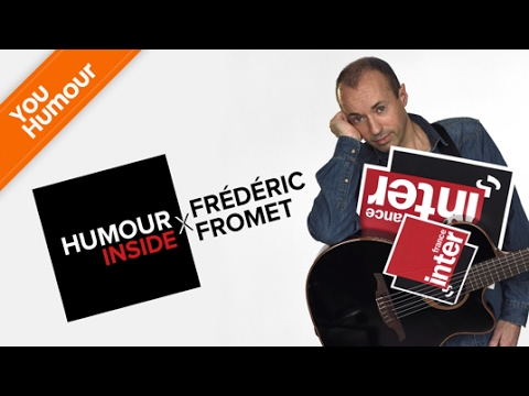 HUMOUR INSIDE - Frédéric Fromet