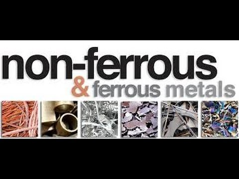 A Layman's Guide to Ferrous and Nonferrous Metals | Weldaloy