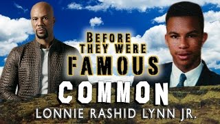 COMMON - Before They Were Famous - BIOGRAPHY