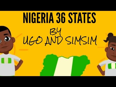 Ugo and Sim Sim - Nigeria 36 States