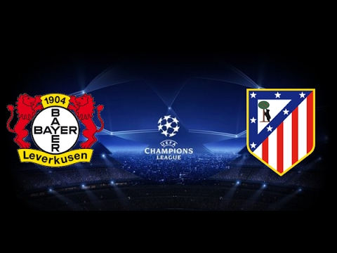 Bayer Leverkusen - Atl. Madrid Champions League 2016/2017  LiveStream