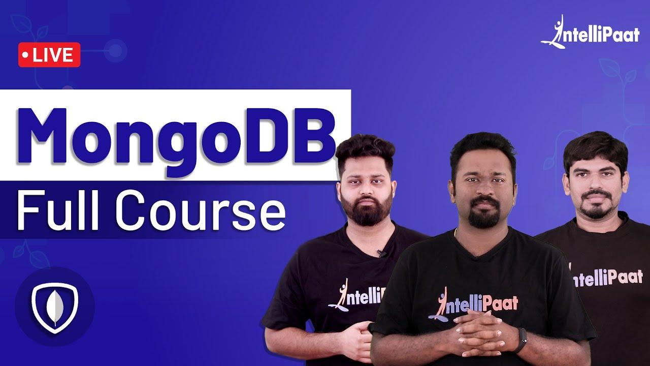 MongoDB Architecture | MongoDB Tutorial | MongoDB Full Course For Beginners | Intellipaat