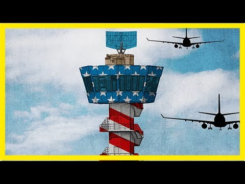 National defense concerns preclude the outsourcing of air traffic control