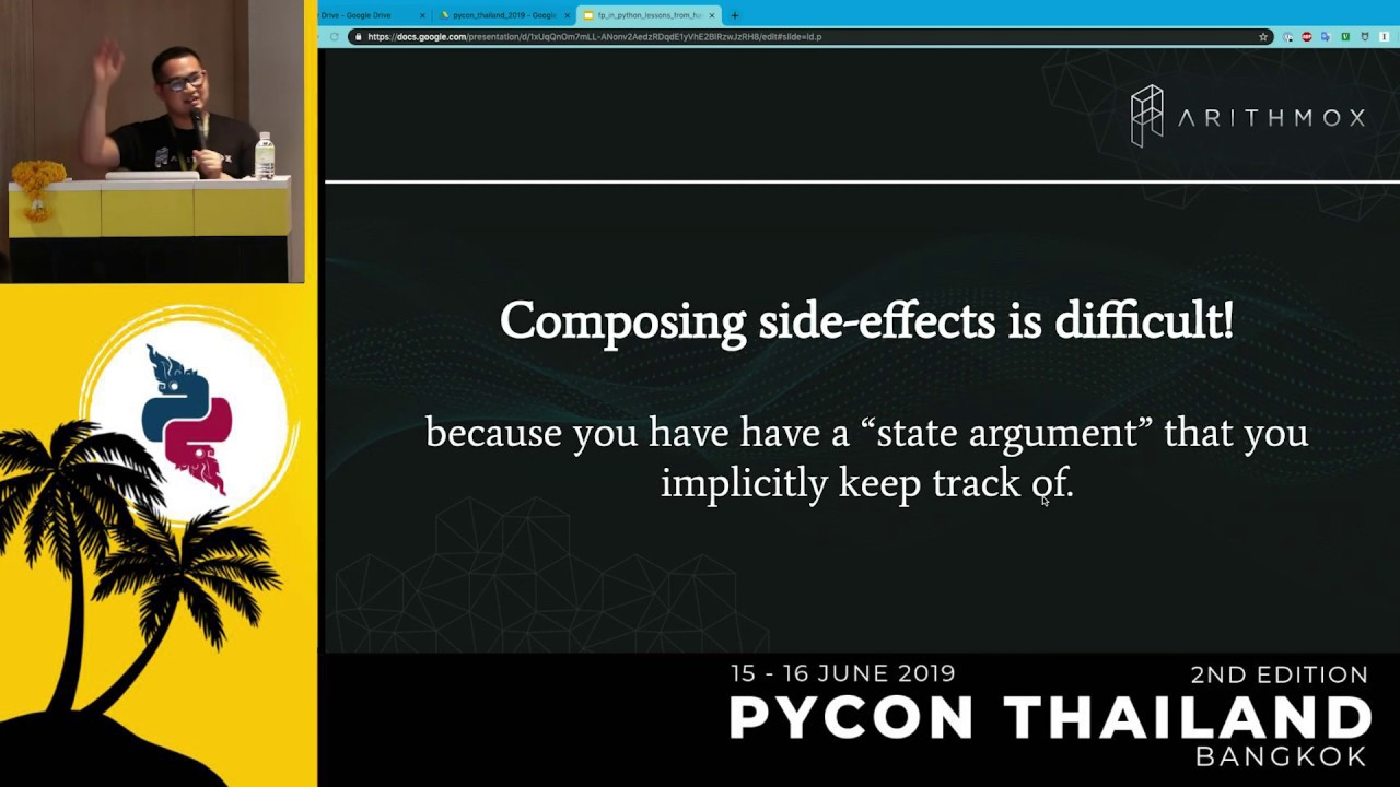 Image from Functional Programming in Python: Lessons from Haskell and Clojure - Anthony Khong