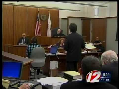 Dr John Mccue Takes Stand In Woods Trial Youtube