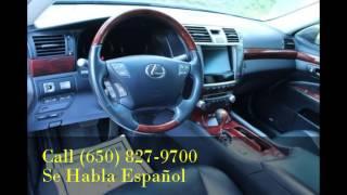 M-21 2010 Lexus LS 460 - $15,995 (San Bruno)