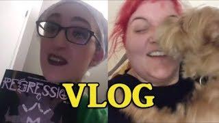 Tome Infinity and Beyond Vlog: Week 2