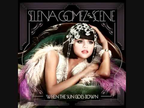 """Selena Gomez & The Scene - """"When The Sun Goes Down"""" with lyrics + Download link"""