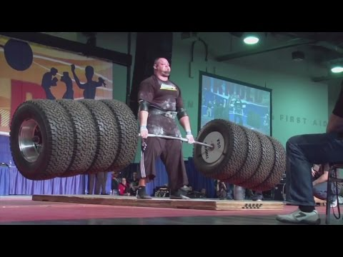 World's Strongest Man From Fort Lupton Just Entering Prime Of His Career