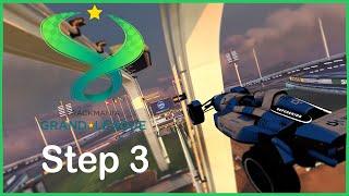 TrackMania Grand League - Step 3