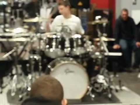 Dylan Suski  Drum Off Store Finals Albany 2012