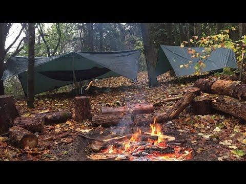 STORMY WILD HAMMOCK CAMP - 2 NIGHTS