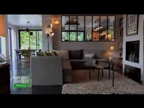 r novation d 39 une maison normande youtube. Black Bedroom Furniture Sets. Home Design Ideas