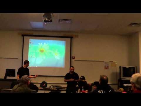 ENMU Ruidoso Forest Health Talk--Hot Shots--Part IV