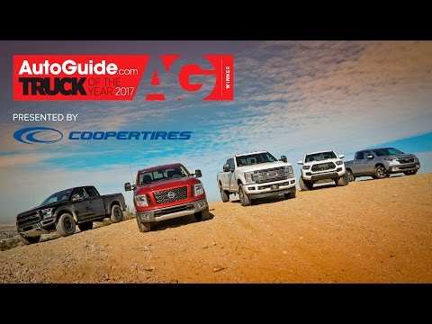 Winner - 2017 AutoGuide.com Truck of the Year - Part 6 of 6