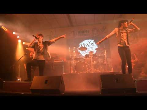 FLOW en Argentina (24-7-2015)  - CALLING  - COLORS -  AWAKE