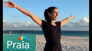 Baixar Learn Portuguese | Vocabulary used on the BEACH | Speaking Brazilian